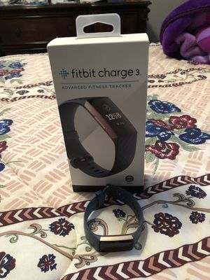 Fitbit charle 3 for Sale in Alexandria, VA