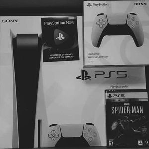 Sony PlayStation 5 (PS5) Disc Version ✔️✌ for Sale in Hollywood, FL