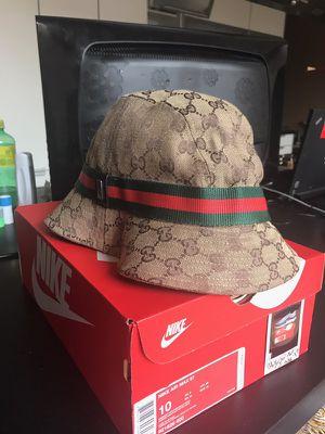 Gucci bucket hat for Sale in Las Vegas, NV