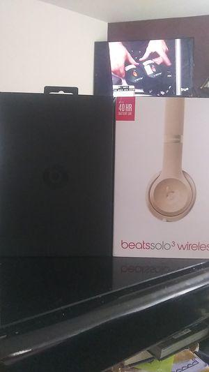 Beats solo box for Sale in Seattle, WA