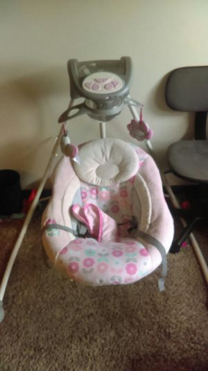 Ingenuity baby swing for Sale in Columbus, OH