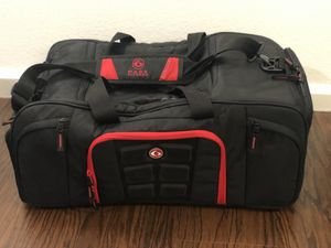 Price Lowered ~ 6 Pack Bags Beast Duffle Bag w/Built In Meal Cooler for Sale in Tampa, FL