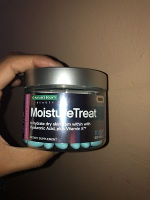 Nature's Bounty Beauty MoistureTreat for Sale in Compton, CA