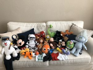 Stuffed Animals - most from Build A Bear - $50 for Sale in Odessa, FL