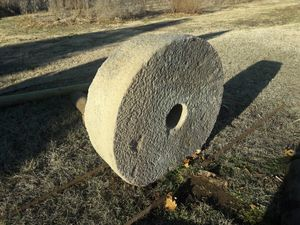 Antique Millstone for garden, fountain base, landscaping, or pond for Sale in Washington, DC