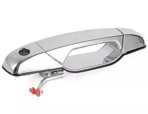 Chrome Door Handle Texture Exterior Front Driver Side Left for 07-13 Chevy GMC for Sale in Escondido, CA