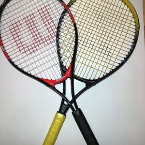 (2) Wilson And Pro Kennex Tennis Rackets for Sale in Burrillville, RI