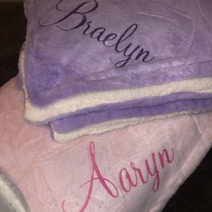Custom Baby Blankets for Sale in Detroit, MI