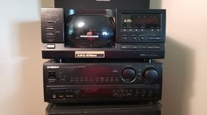 Pioneer Home Stereo with 4 Speakers for Sale in University Place, WA