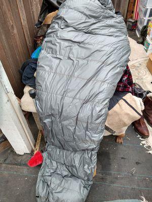 Marmot sleeping bag for Sale in Tumwater, WA