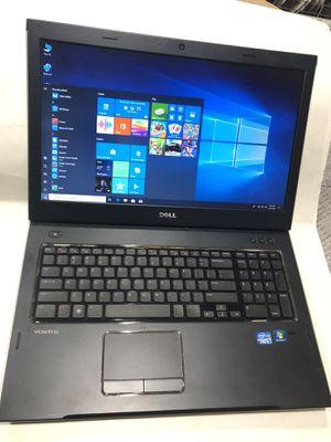 Dell Vostro 3750 Intel Core i3, 2.10 GHz, 8 GB RAM, 320 GB Hard Drive, Wireless Wifi, Webcam, Fingerprint reader, HDMI Port, SD Card Reader, eSATA Po for Sale in Centreville, VA