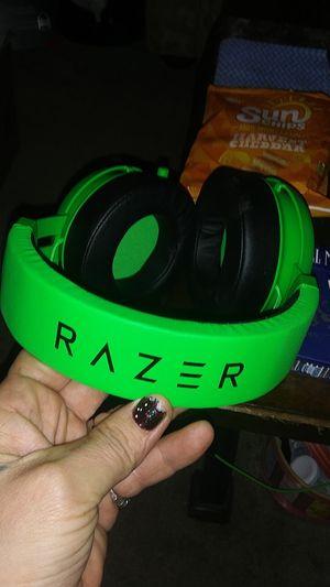 Razer gaming headphones for Sale in Nashville, TN