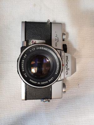 Minolta SRT 101 35mm film camera for Sale in Portland, OR