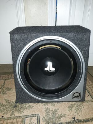 Lógic Speaker Box 12 for Sale in Raleigh, NC