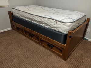 Twin Storage Bed frame for Sale in Fullerton, CA