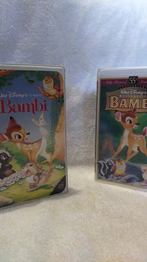 Bambi special edition and limited edition for Sale in Linthicum Heights, MD