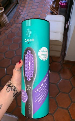 Straightening hair brush for Sale in Phoenix, AZ