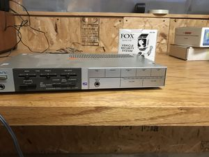 Sony stereo amplifier for Sale in Arlington Heights, IL
