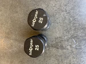 25lb Dumbbell pair for Sale in Chino Hills, CA