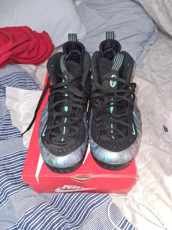 Foamies excellent condition too small never wore 150 firm