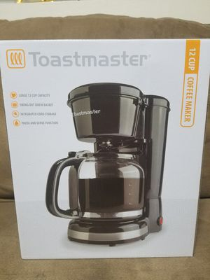 COFFEE MAKER for Sale in Grand Island, NE