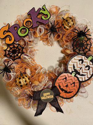 Halloween Wreath for Sale in La Mirada, CA