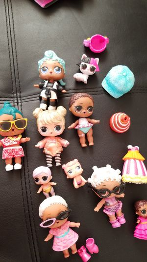 Lol dolls for Sale in Newport News, VA