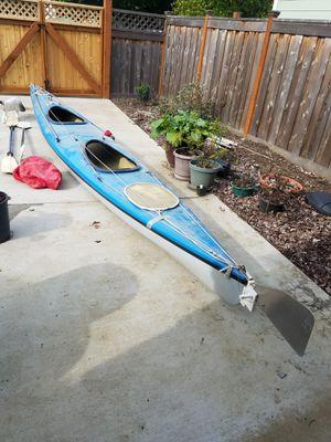 Northwest Kayaks SeaScape 19' tandem kayak for Sale in Portland, OR