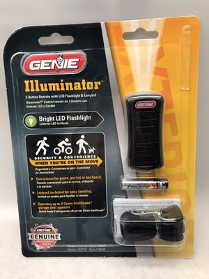 Garage Remote Control. Genie Illuminator NEW for Sale in Grafton, MA