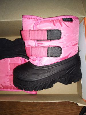 Girls snow boots for Sale in Woonsocket, RI
