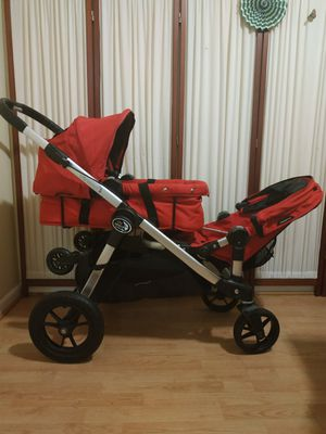 City select double stroller!! for Sale in Annapolis, MD