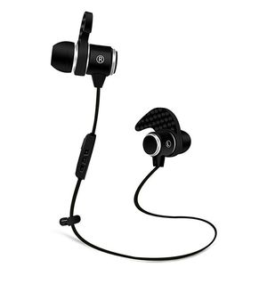 Wireless Earbuds for Sports HD Stereo Headsets Heavy Bass Sweatproof Earbuds with Mic for Sale in Miami, FL