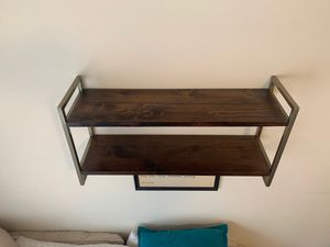 Small decorative shelf for Sale in North Bergen, NJ