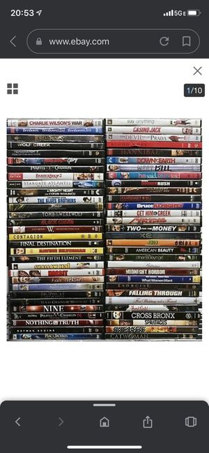 Movie Lovers for Sale in Riverdale, IL