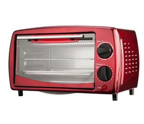 Brentwood 9L (4 Slices) Red Toaster Oven Broiler Horno Tostadora Parrilla Roja TS-345R for Sale in Doral,  FL
