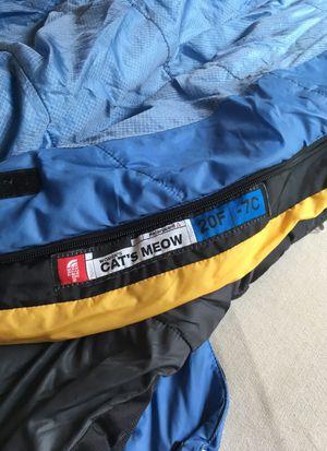 Women's North Face mummy Sleeping bag for Sale in Wenatchee, WA