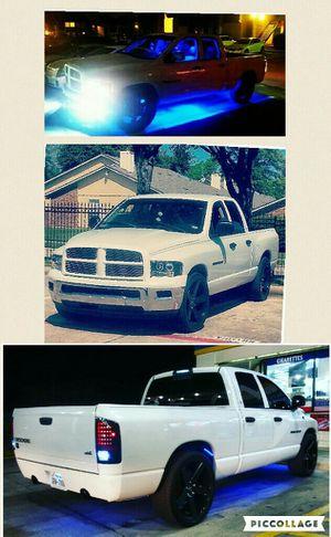 2004 quad cab Dodge ram 1500 V8-4.7L for Sale in Dallas, TX