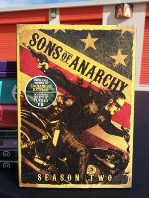 Brand new sons of anarchy season 2 for Sale in Costa Mesa, CA