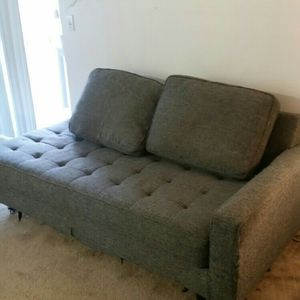 Gray Sofa, Decent Condition for Sale in Vancouver, WA