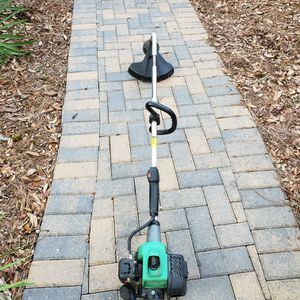 Lawn Edger Trimmer Gas Powered Hitachi for Sale in Santa Rosa Beach, FL