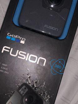 GoPro Fusion Camara- Camara GoPro for Sale in Union City,  GA