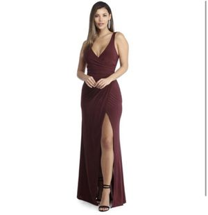 Burgundy Prom Dress for Sale in Glendale, AZ