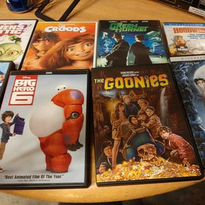 Eight Kids Movies for Sale in Elma, WA