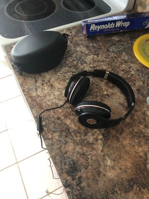 Beats by Dre wired headphones for Sale in Fort Myers, FL