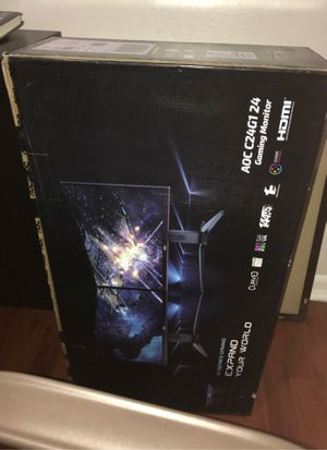 Aoc gaming monitor for Sale in Tamarac, FL