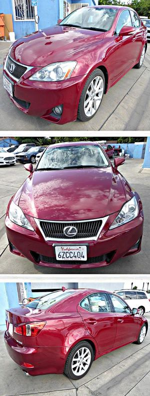 2012 Lexus IS for Sale in South Gate, CA