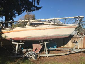Sailboat, make a offer for Sale in Renton, WA