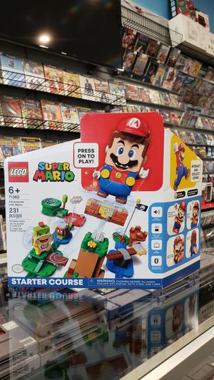 Lego Super Mario Starter Set (NEW) for Sale in Torrance, CA