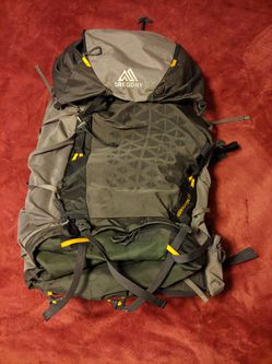 Gregory Paragon 68L Size MD/LG backpack for Sale in Seattle,  WA