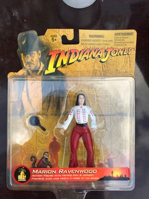Indiana Jones collectible movie figure for Sale in Bartow, FL